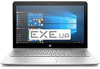 """Ноутбук HP ENVY 15-as004ur 15""""F i7-6500U 4GB 1TB UMA Win10 Silver (W7B39EA)"""