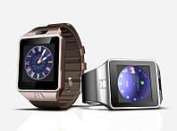 Умные часы-телефон DZ09 с Bluetooth