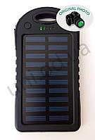 Внешняя батарея Power Bank для телефонов планшетов Solar Charger