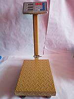 Весы электронные торговые  100 кг с усиленной платформой
