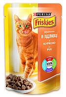 Friskies 100 гр *20шт - паучи для кошек, фото 1