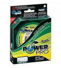 Шнур Power Pro 0,16мм 125м 11,2кг Зелёный