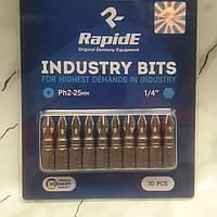 "Бита ""RapidE"" ph2-25mm 1/4"