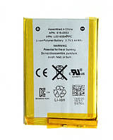 Аккумулятор (Батарея) Apple iPod Touch 4G (616-0553)