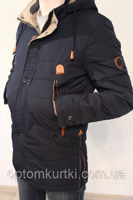 Мужская куртка парка оптом.