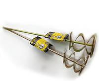 Миксер для строительных растворов 100*600 мм (наконечник SDS)