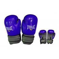 Перчатки боксерские Кожа ELAST MA-4006E-B