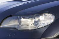 Накладки на фары BMW X5 E70