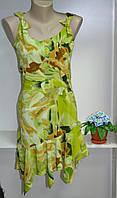 Молодежное летнее  платье, фото 1