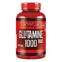 ActivLab L-GLUTAMINE 1000 120tabs активлаб л глютамин