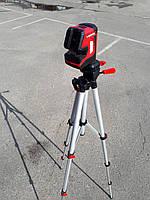 Уровень лазерный INTERTOOL 180 градусов MT-3051