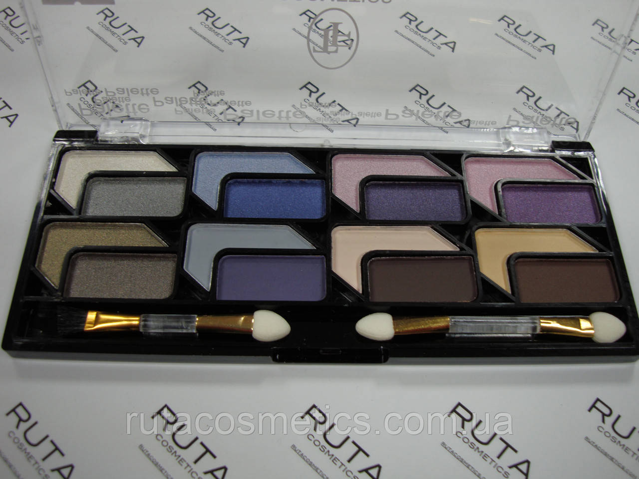 Тени TF Color Palette Eyeshadow Pearl & Matte 16 (03)