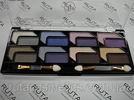 Тіні TF Color Eyeshadow Palette Pearl & Matte 16 (03)