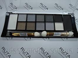 Тіні TF Color Eyeshadow Palette Pearl & Matte 12 (01)