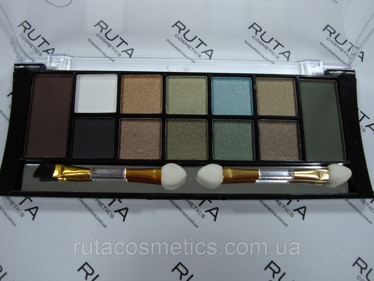 Тени TF Color Palette Eyeshadow Pearl & Matte 12 (03)