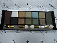 Тени TF Color Palette Eyeshadow Pearl & Matte 12 (03), фото 1