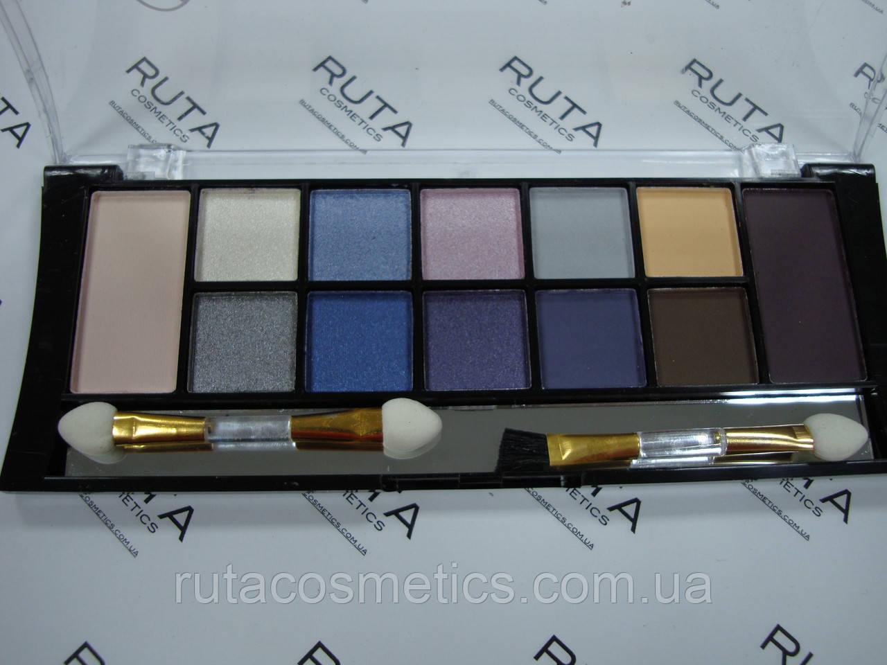Тени TF Color Palette Eyeshadow Pearl & Matte 12 (04)