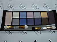 Тени TF Color Palette Eyeshadow Pearl & Matte 12 (04), фото 1