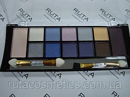 Тіні TF Color Eyeshadow Palette Pearl & Matte 12 (04)
