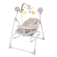 Кресло-качалка Baby-Tilly BT-SC-0005 Grey