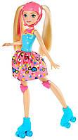 Кукла Барби на роликах Виртуальный мир НОВИНКА оригинал Barbie Girls Video Game Hero Doll, фото 1