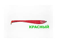 Приманка плоская  Asmak 10-15 мrd Minnow 15 см Красный