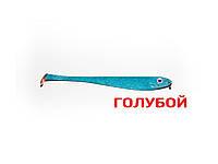 Приманка плоская  Asmak 11-18mbl Minnow 18 см Голубой