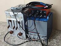 Сварочный аппарат-пост VESTA на базе осциллятора ОССД-300 для сварки алюминия и его сплавов