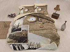 Комплект постельного белья евро размера, фото 3
