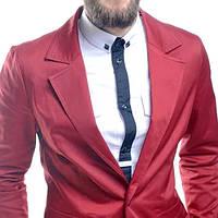 Классический мужской пиджак ярких цветов