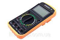 Мультиметр цифровой профессиональный DT-9208A
