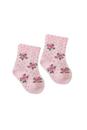Носки детские Дюна 4В 456 08-10 Светло-розовый
