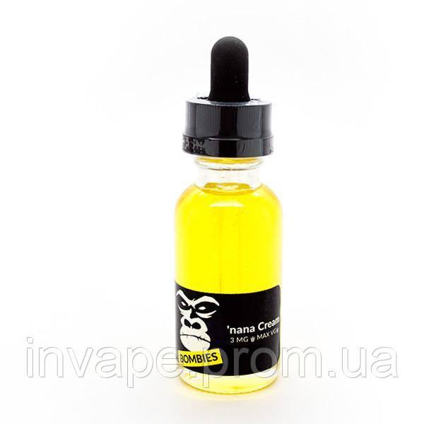 Bombies - Nana Cream (Клон премиум жидкости)