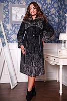 Пальто женское зимнее, выполненное из итальянской шерстяной ткани Разные цвета