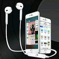 Беспроводные наушники гарнитура спорт Sport headset Bluetooth V4.1 с микрофоном