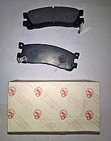 Тормозные колодки задние  Mazda 929 (HC,HD)