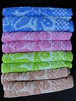 Махровые полотенца для лица хорошего качества.