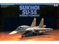 Sukhoi Su-34 1/72 TAMIYA 60743