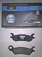 Тормозные колодки задние Mazda 929 (HB)