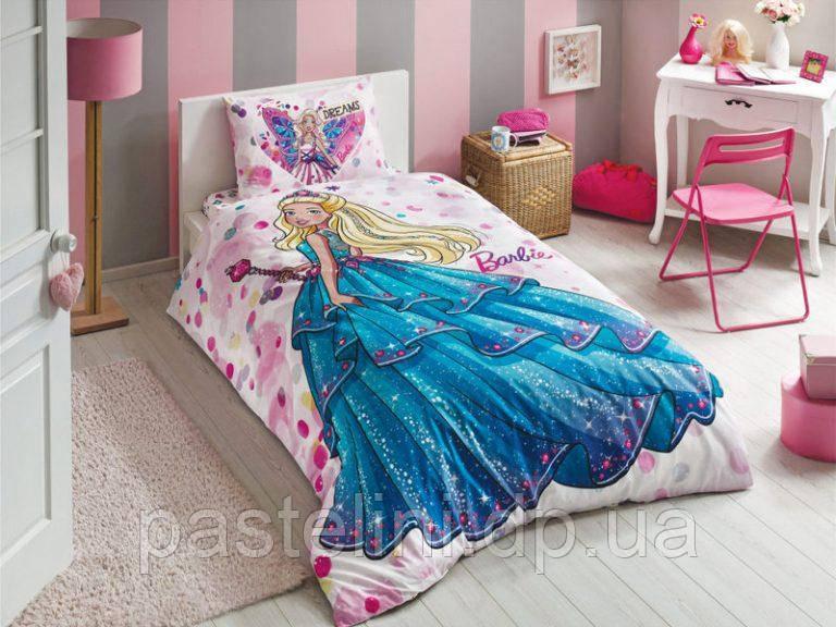 Детское постельное бельё TAC  Barbie Dream (Барби Дрим)