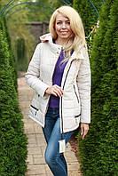 Куртка - жилетка женская стильная