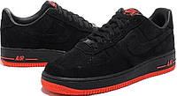 Кроссовки летние мужские Nike Air Force Low VT Black от магазина tehnolyuks.prom.ua 096-6964130