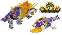 Динозавр -трансформер,динобот , бластер, мишень
