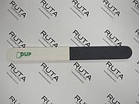 Полировочная пилочка для ногтей DUP трехсторонняя