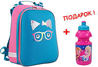 """Рюкзак школьный каркасный Meow 553379 H-12, ТМ """"YES"""""""