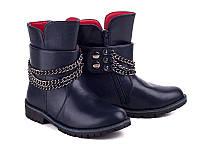 Осенняя коллекция детской обуви. Детская демисезонная обувь бренда Солнце для девочек (рр. с 32 по 37)