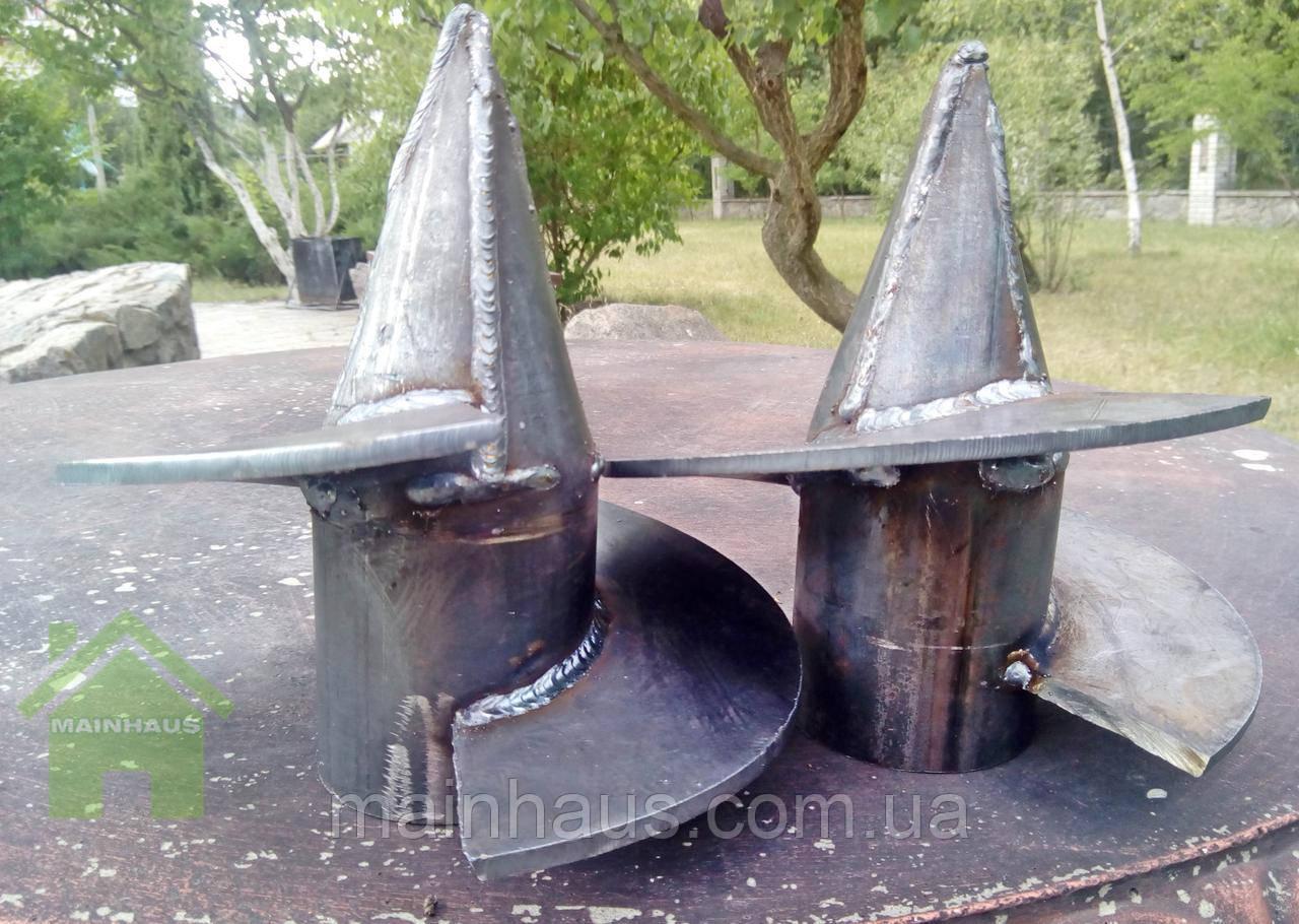 """Сварной одновитковый наконечник 102*250 мм.  - ТОВ """"МАЙНХАУС"""" в Сумах"""
