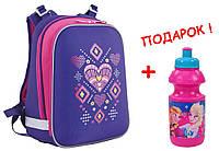 """Рюкзак школьный каркасный Ornament 553397 H-12, ТМ """"YES"""""""