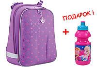 """Рюкзак школьный каркасный Pattern 553407 H-12, ТМ """"YES"""""""