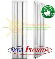Радиатор алюминиевый Nova Florida Maior Aleternum S90 1200x90 (Италия)